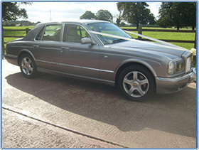 THE ARNAGE AND CHRYSLER MATCH BEAUTIFULLY